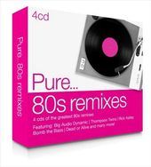 Pure... '80s Remixes (4-CD)