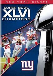 Football - New York Giants: NFL Super Bowl XLVI