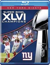 Football - NFL: Super Bowl XLVI (Blu-ray)