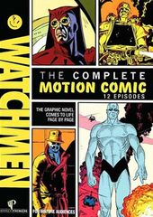 Watchmen - Complete Motion Comics (12 Episodes)