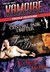 Vampire Triple Feature: Central Park Drifter /