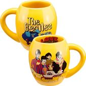 The Beatles - Yellow Submarine 18 oz Oval Ceramic