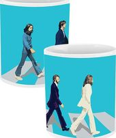 The Beatles - Abbey Road 12 oz Ceramic Mug