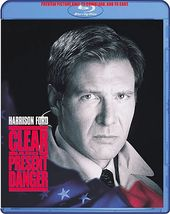 Clear and Present Danger (Blu-ray, Movie Cash