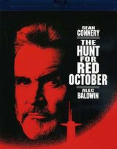 The Hunt for Red October (Blu-ray, Movie Cash
