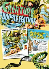 Creepy Creature Double Feature, Volume 1 (Monster