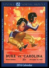 North Carolina Tar Heels - 2016 Vintage Football