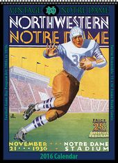 Notre Dame Fighting Irish - 2016 Vintage Football