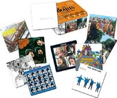 The Beatles - Coaster 10pc Set w/ Collector Tin