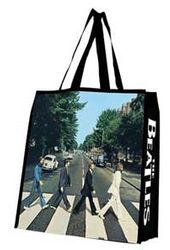 The Beatles - Abbey Road: Large Recycled Shopper
