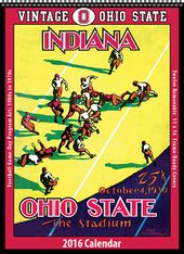 Ohio State Buckeyes - 2016 Vintage Football