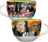 The Beatles - Album Collage 20 oz Ceramic Soup Mug
