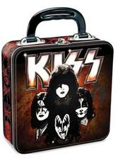 KISS - Square Tin Tote