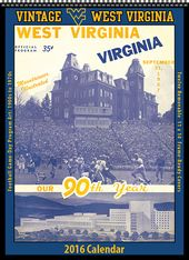 West Virginia Mountaineers - 2016 Vintage