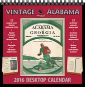 Alabama Crimson Tide - 2016 Vintage Desktop