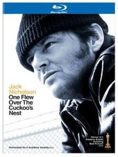 One Flew Over the Cuckoo's Nest (Blu-ray,