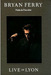 Bryan Ferry: Live in Lyon (DVD + CD)