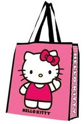 Hello Kitty - Large Recycled Shopper Tote