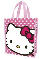 Hello Kitty - Small Recycled Shopper Tote