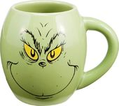 Dr. Seuss - The Grinch - 18 oz. Oval Ceramic Mug