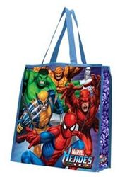 Marvel Comics - Heroes: Large Shopper Tote