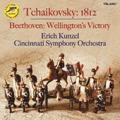 Tchaikovsky: 1812 Overture / Beethoven: