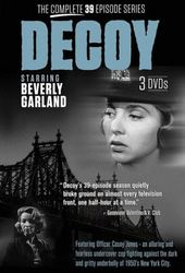 Decoy - Complete Series (3-DVD)