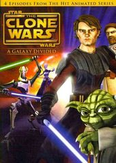 Star Wars: The Clone Wars - A Galaxy Divided
