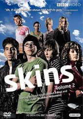 Skins (UK) - Volume 2 (3-DVD)