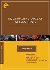 The Actuality Dramas of Allan King (5-DVD)