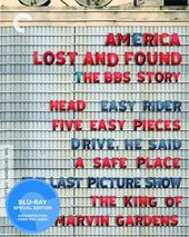America Lost and Found: The BBS Story (Blu-ray,