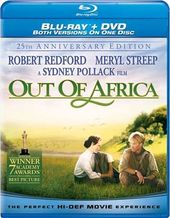 Out of Africa (Blu-ray + DVD)
