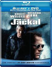 The Jackal (Blu-ray + DVD)