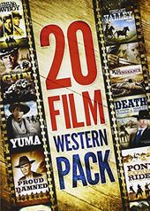 20 Film Western Pack (4-DVD)