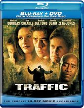 Traffic (Blu-ray + DVD)