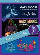 Gary Moore: Live at Montreux 1990 / Live at