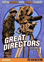 Great Directors, Volume 1: Dersu Uzala / The