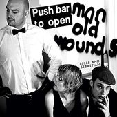 Push Barman To Open Old Wounds (3-LPs)