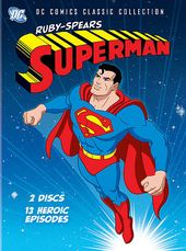 Superman - 13 Heroic Episodes (2-DVD)
