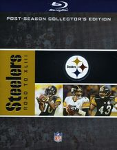 NFL- Road to Super Bowl XLIII: Pittsburgh
