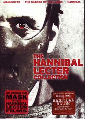 The Hannibal Lecter Collection Giftset (3-DVD)