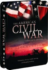 The American Civil War [Tin] (5-DVD)