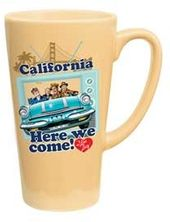 I Love Lucy - 14 oz. Ceramic Latte Mug