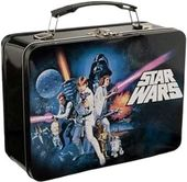 Star Wars - Large Square Tin Tote