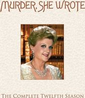 Murder She Wrote - Season 12 (5-DVD)
