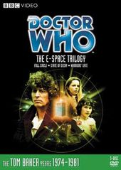 Doctor Who - #111-#113: The E-Space Trilogy