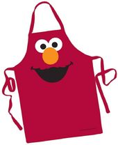 Sesame Street - Elmo: Big Face Apron