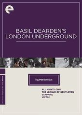 Basil Dearden's London Underground (All Night