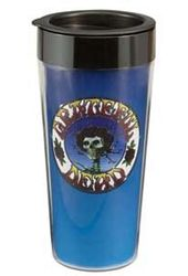 Grateful Dead - 16 oz. Plastic Travel Mug