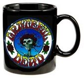 Grateful Dead - 12 oz. Ceramic Mug